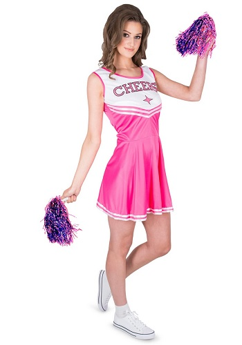 Cheerleader Kostüm Damen