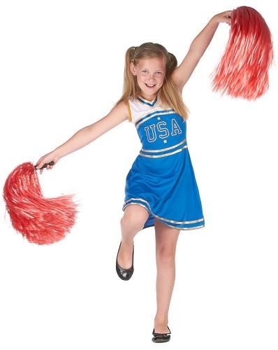 Cheerleader Kostüm Mädchen